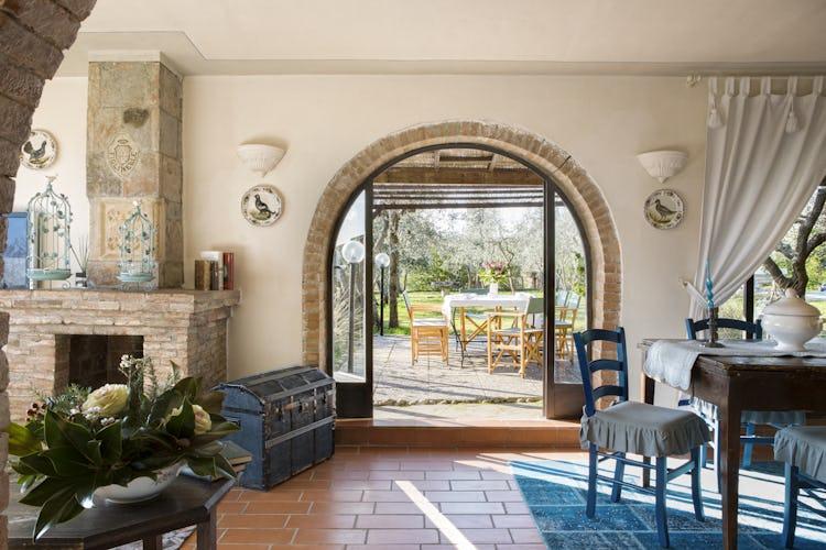 Villa Fillinelle:  Ideal Vacation Base