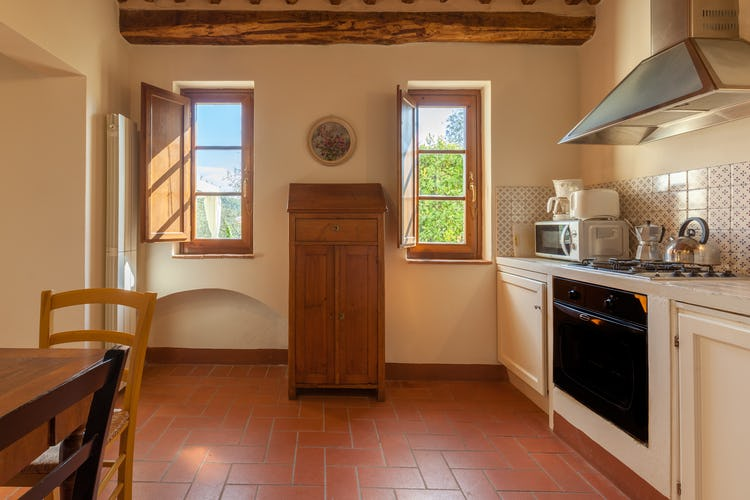 Ghiaia Holiday Villas & Homes: Perfect combination of modern facilities & rustic Tuscan furnishings
