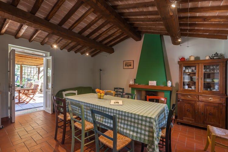 Ghiaia Holiday Villas & Homes: spazio sufficiente sia dentro che fuori per poter mangiare tutti insieme