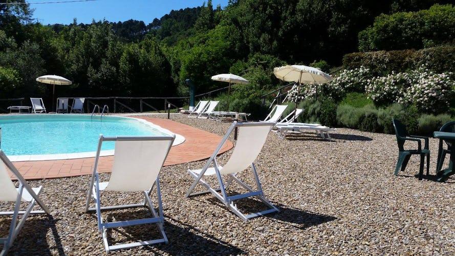 Ghiaia Holiday Villas & Homes: spazio esterno in abbondanza per piacevoli passeggiate, per rilassarsi e per giocare e divertirsi