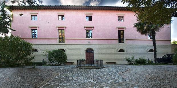 Villa storica in tipico stile toscano con sistemazioni B&B