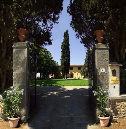 Villa Il Poggiale B&B Accommodation Chianti