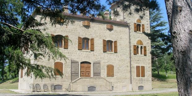 Villa La Dogana in Mugello Tuscany