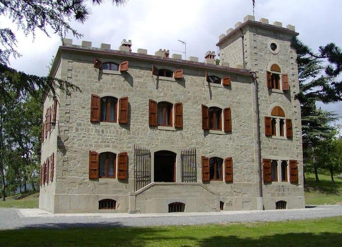 Tuscany Villa Accommodation - Villa La Dogana