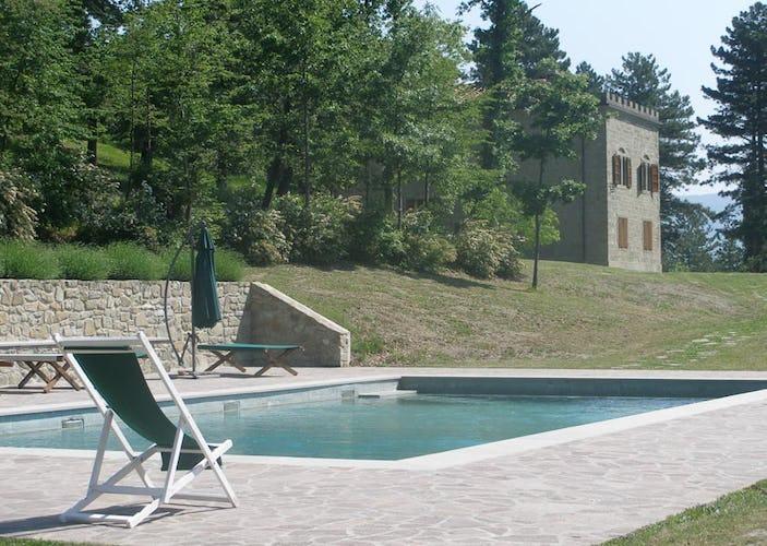 Tuscany Villa with Pool - Villa La Dogana