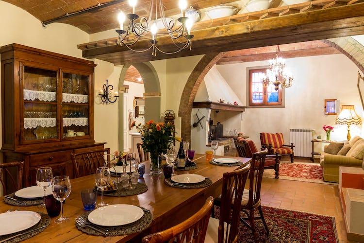 Villa La Fonte - Caratterizzata da una calda atmosfera familiare ed invitante