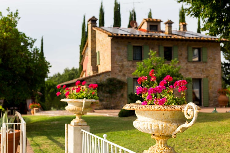 Villa La Fonte Vacation Rental - in the heart of Tuscany