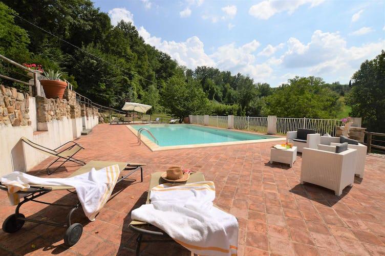 Villa La Fonte - Immersa nel verde della campagna toscana
