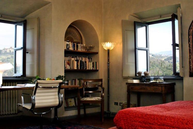 Staying at Villa La Medicea in the Chianti Hills