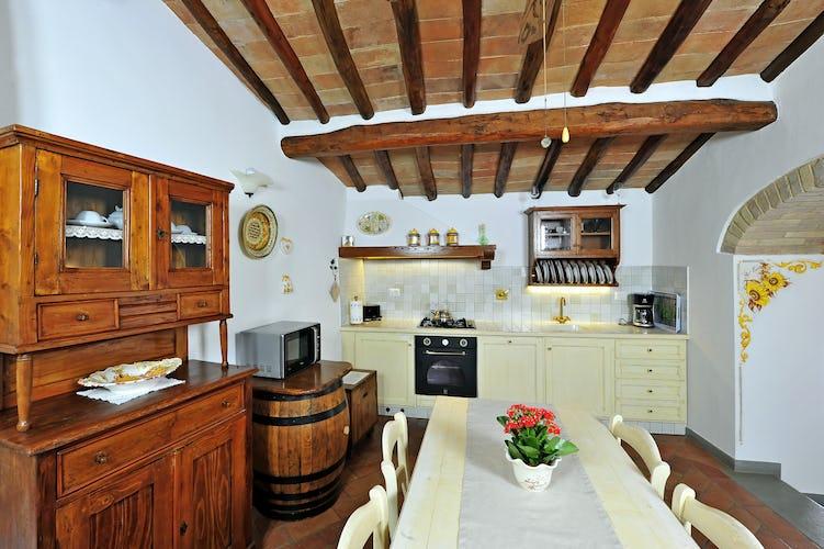 Accoglienti Appartamenti nella Campagna Toscana
