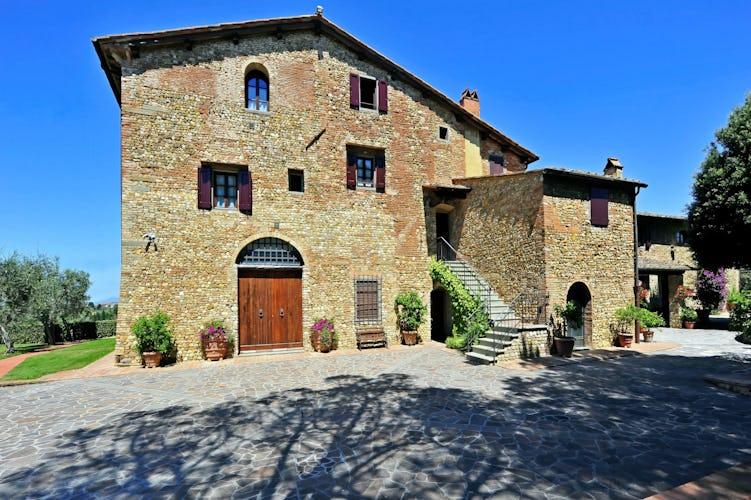Villa Le Torri Alloggio in Chianti
