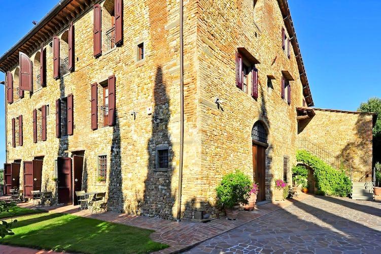 Caratteristica Casa Vacanze in Chianti