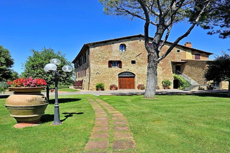 Vacanze in Chianti a Villa le Torri