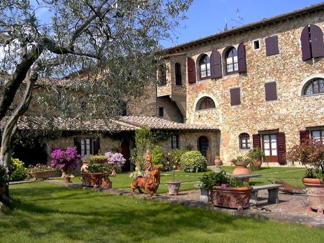 Villa le Torri - A Chianti Farmhouse