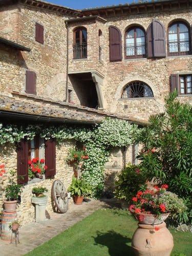 Holiday in Chianti at Villa le Torri