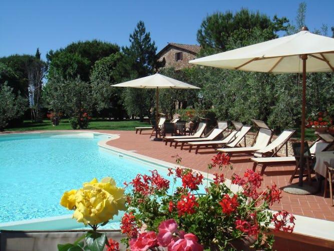 Tuscany Holiday House with Pool Villa le Torri