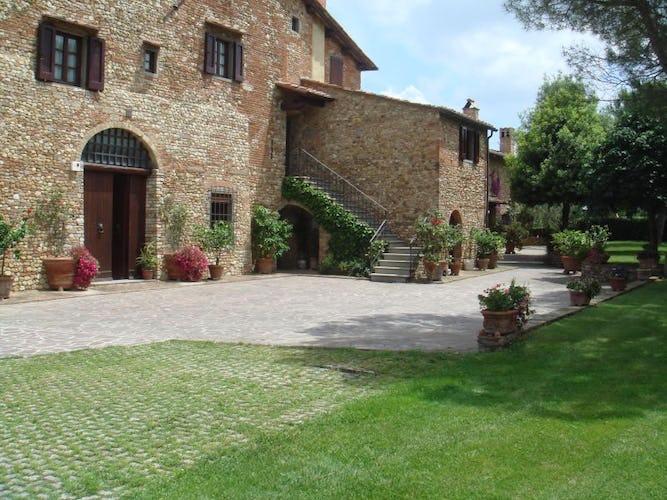 Ancient Chianti Villa Le Torri