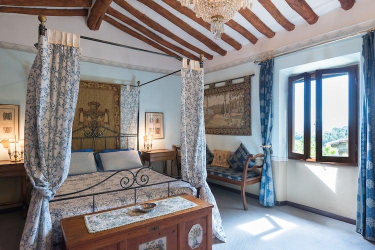 Villa Lysis - entrambe camere sono dotate di aria condizionata