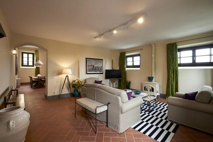 Potete scegliere tra appartamenti self catering e B&B suites
