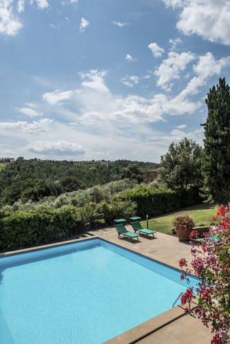 Villa Piaggia a Montaione