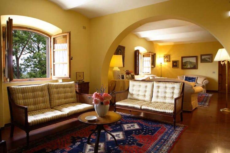 Villa In Affitto San Gimignano