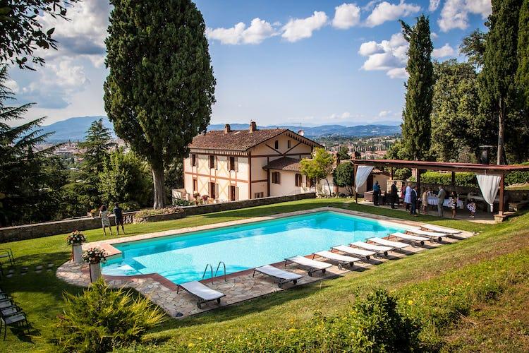 Villa Rossi Mattei - Pool & Villa