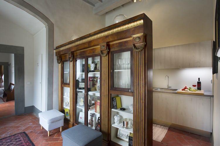 Villa Roveto: ambienti ampi e luminosi