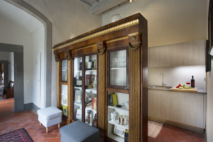 Villa Roveto: Luminous spaces