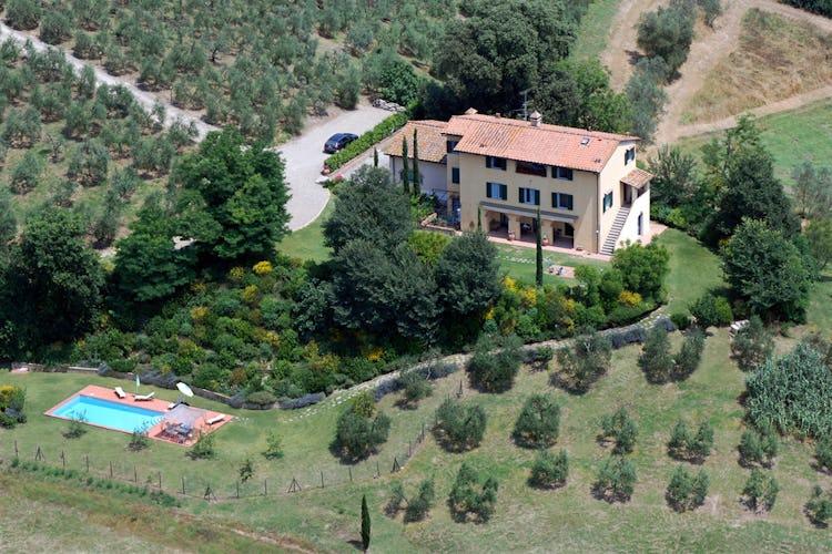 Villa Tiziana: casa vacanze nel Chianti