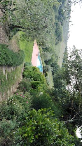 Villa Tiziana: vedute panoramiche a 360°