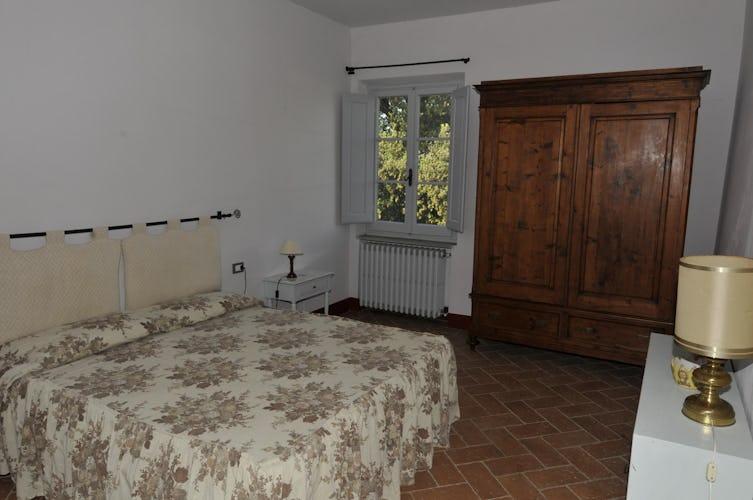 Villa Tiziana: due delle camere hanno il proprio bagno esclusivo