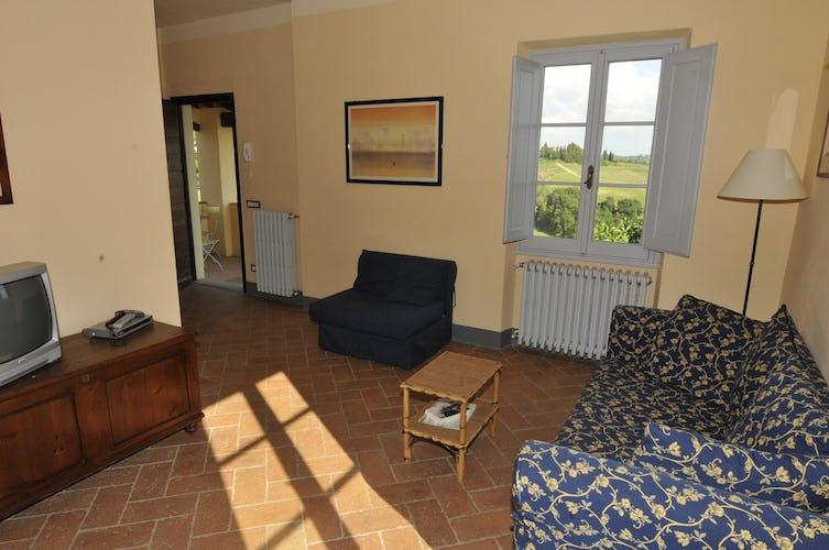 Villa Tiziana: comodissimi divani letto