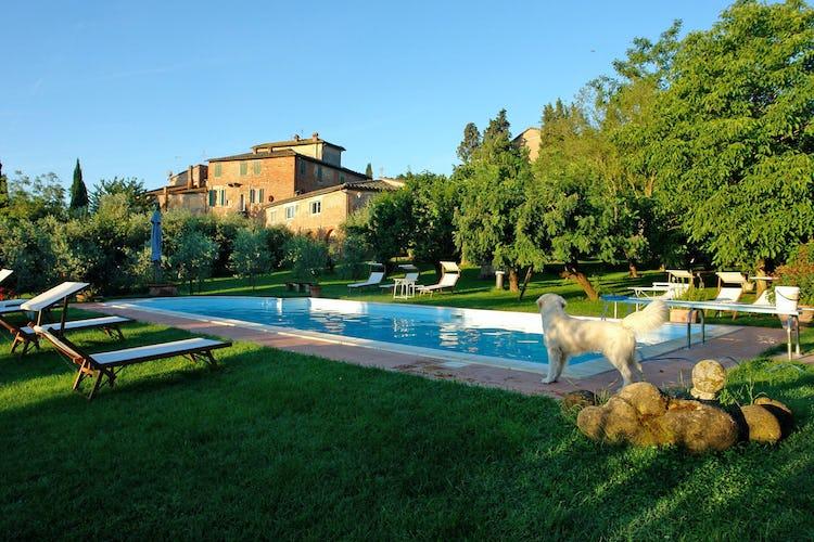 Villa Vignacce - Garden & Pool View