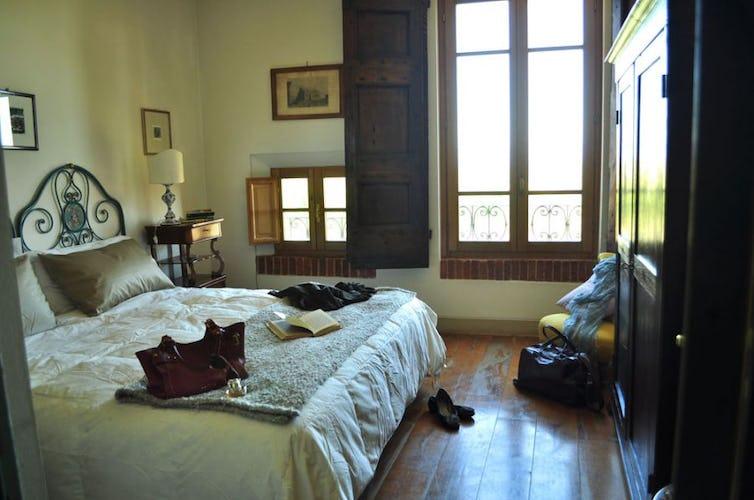 Double room of Il Granaio Apartment