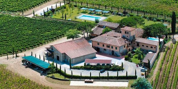 Chianti Farmhouse