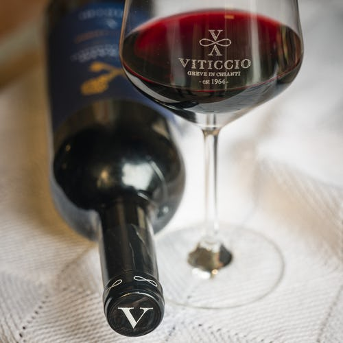 Fattoria Viticcio Rental Apartments & Vineyard: Onsite wine tasting