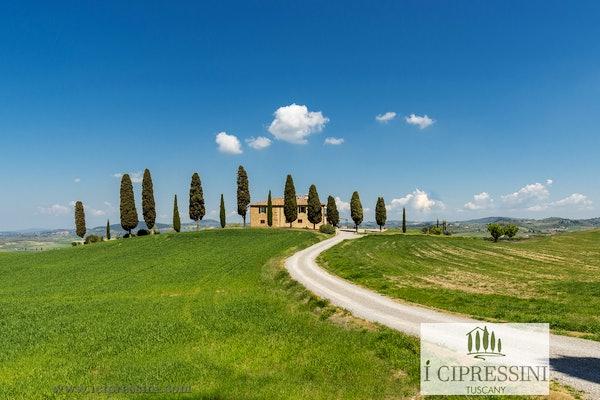 I Cipressini Villa Rental near Pienza and Bagno Vignoni