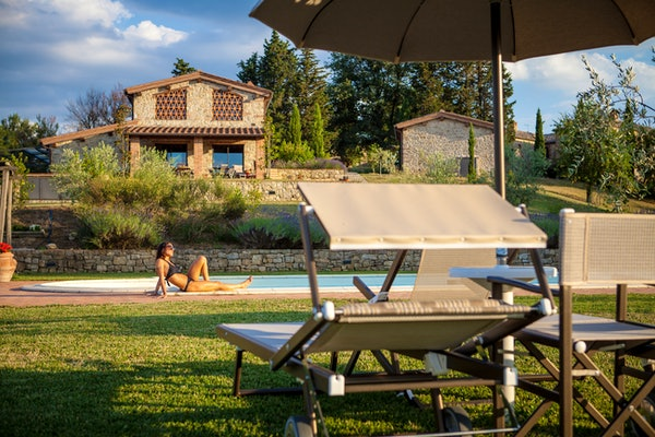 La Pieve Marsina: Vacation Apartments near Gaiole in Chianti