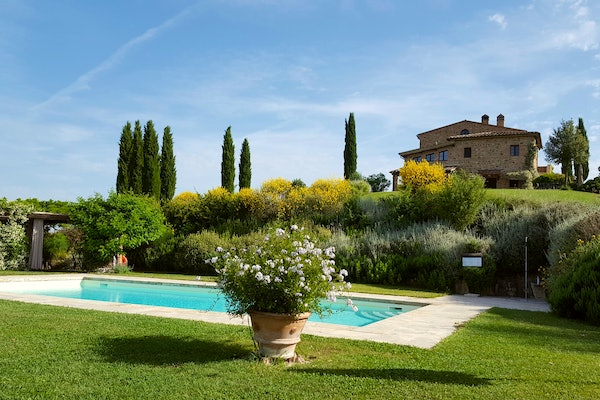 Podere Cunina - Stunning Poolside View