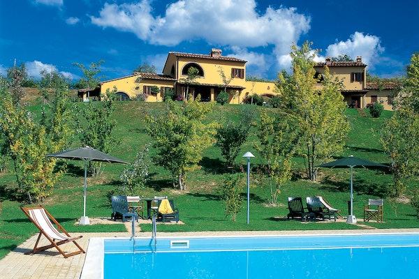 Tenuta Moriano - Wine Estate Vacation