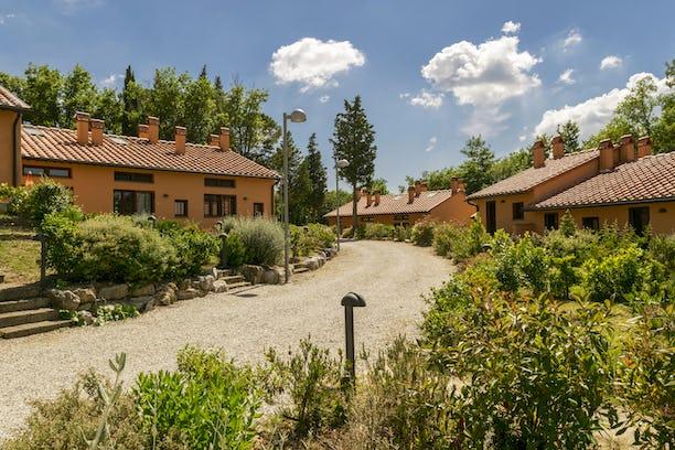 Villa Borgo la Fungaia