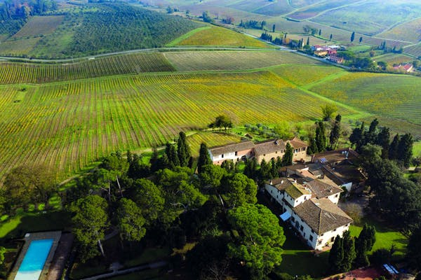 Villa Dianella - Maggiori dettagli
