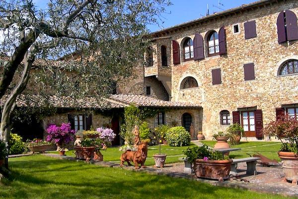 Villa Le Torri - More details