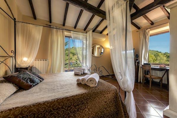 Villa Poggio di Gaville - More details